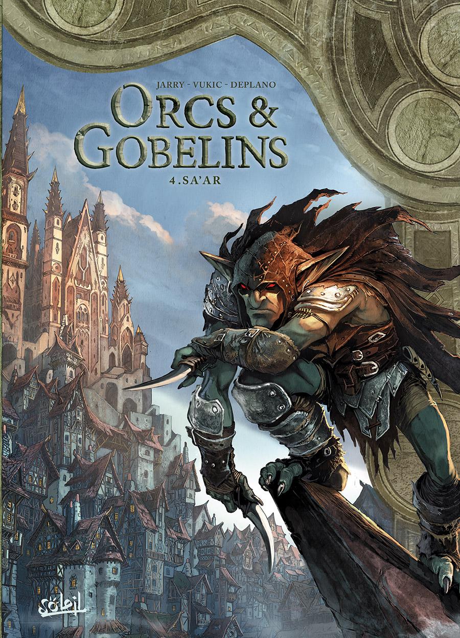 Orcs et Gobelins 4 - Sa'ar
