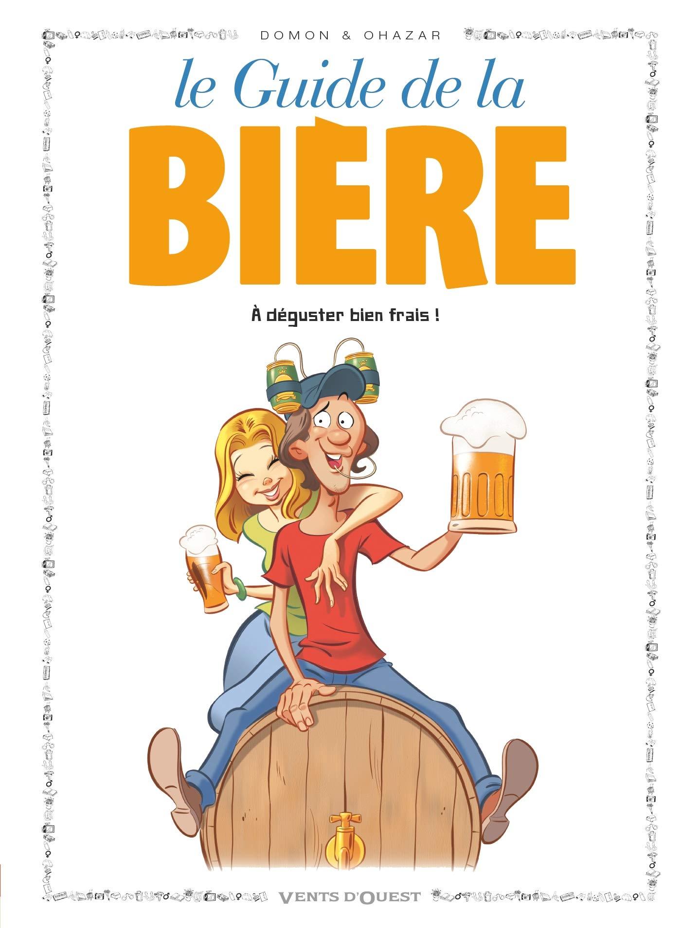 Les guides en BD 50 - La bière