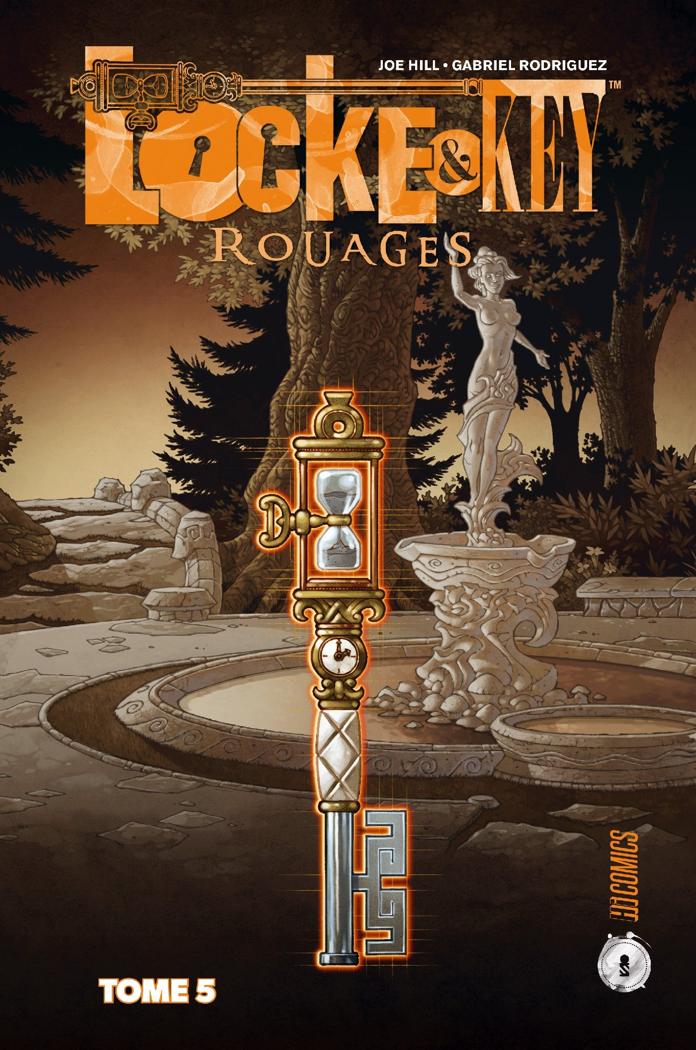 Locke and Key 5 - Rouages