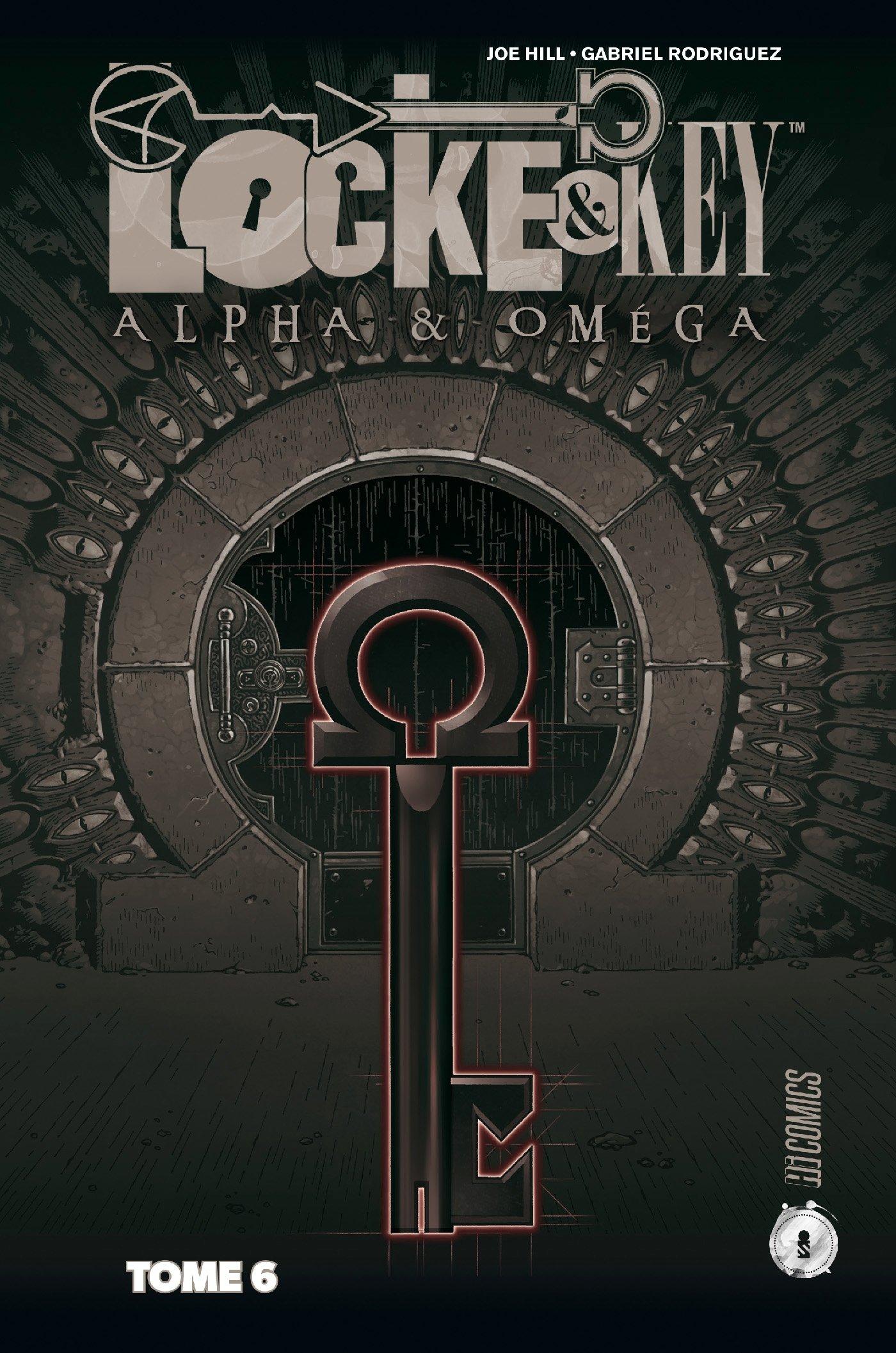 Locke and Key 6 - Alpha & Omega