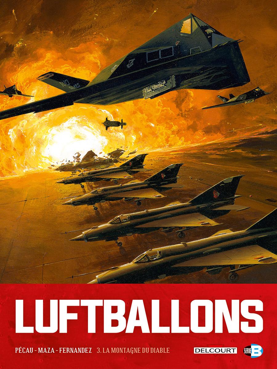 Luftballons 3 - La montagne du diable