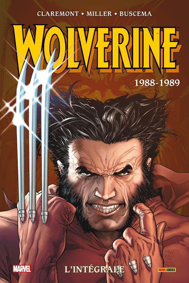 Wolverine 1988 - 1988 - Réédition 2019