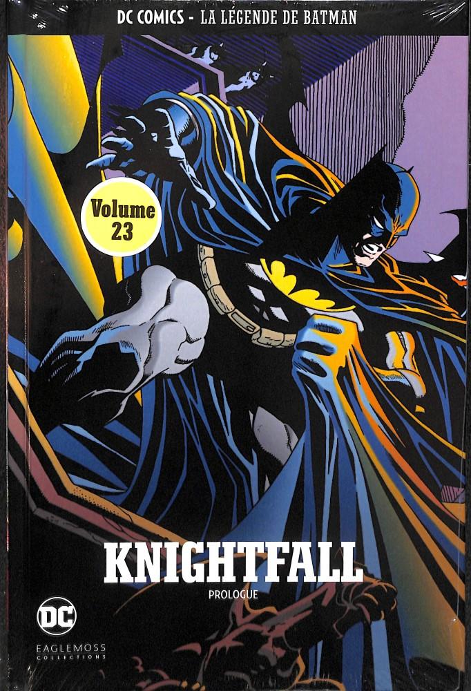 DC Comics - La Légende de Batman 19 - Knightfall Prologue