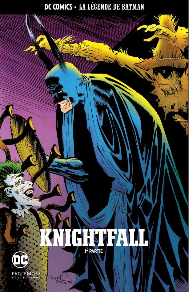 DC Comics - La Légende de Batman 20 - Knightfall 1
