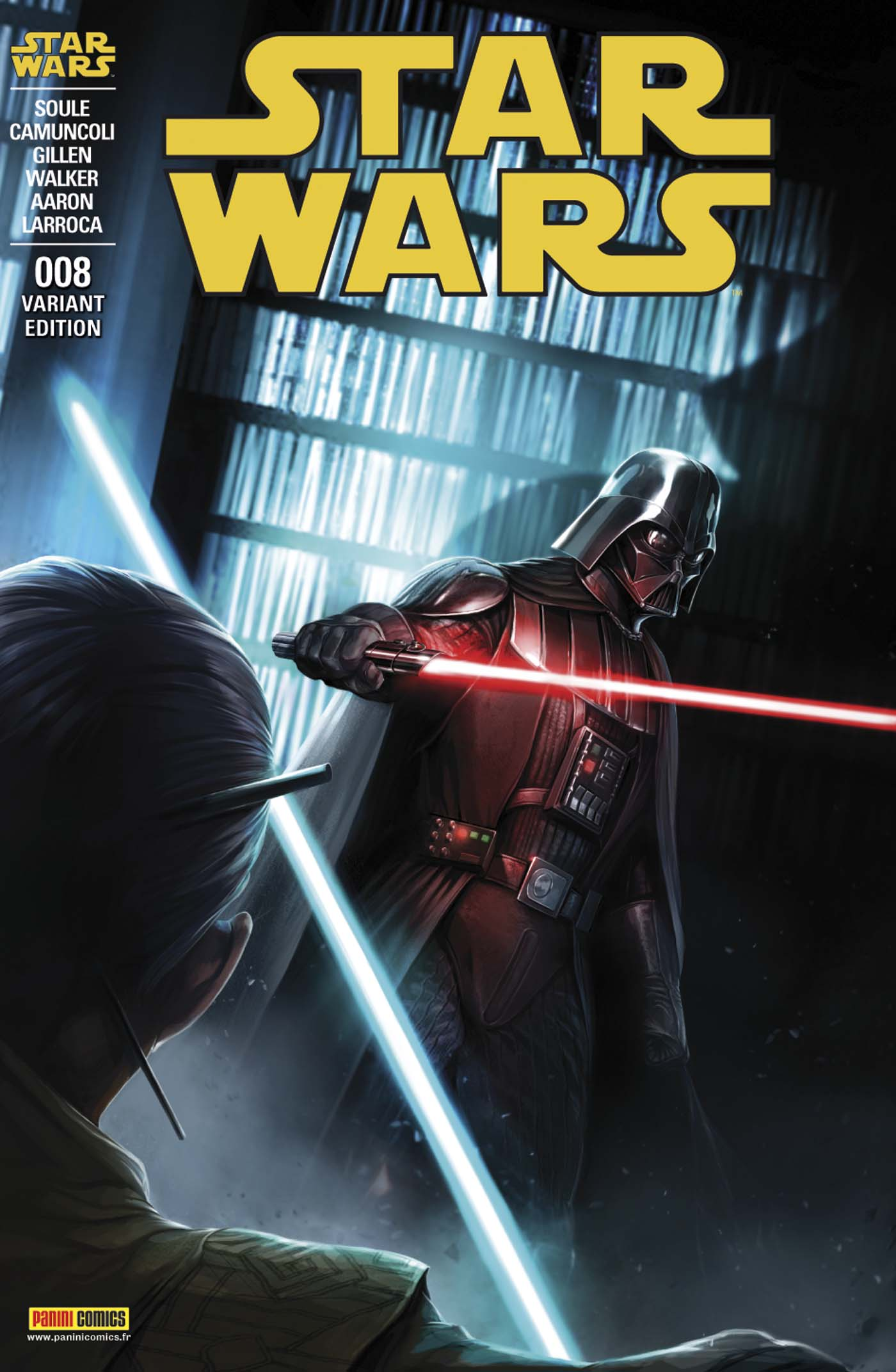Star Wars 8 - Couverture Variant