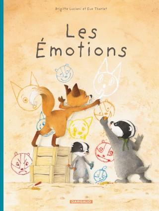 La Famille Blaireau-Renard 1 - Les émotions
