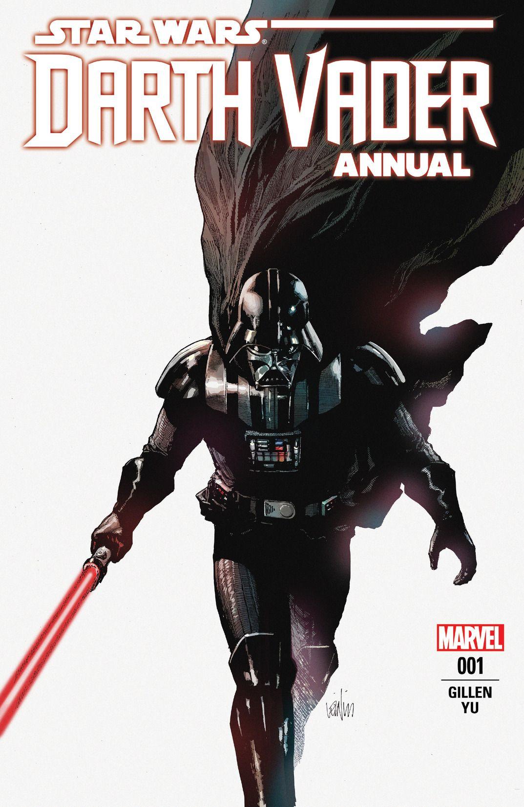 Darth Vader 1 - Annual 2015