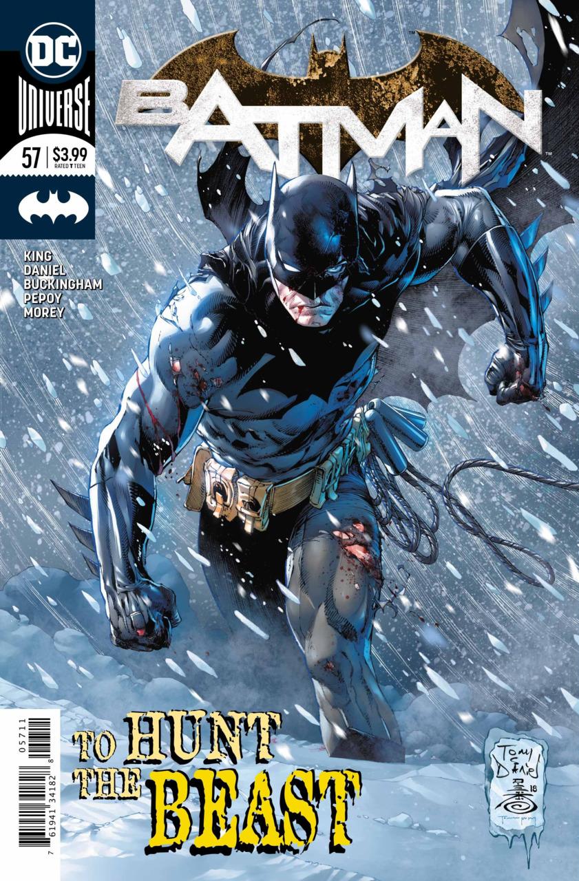 Batman 57 - Beasts of Burden 3
