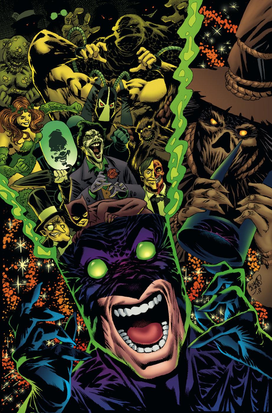 Batman - Kings of Fear 3