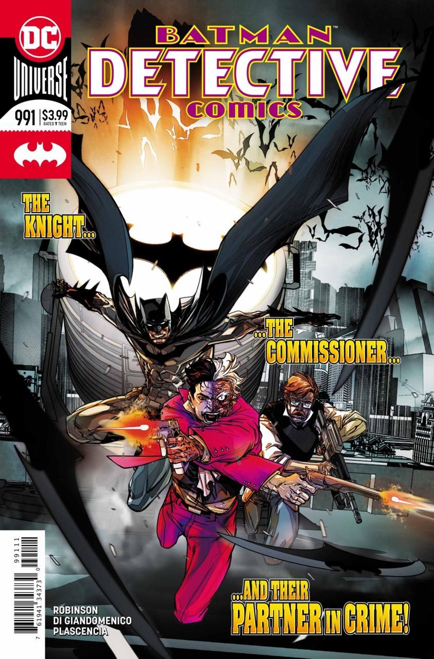 Batman - Detective Comics 991 - Deface the Face 4