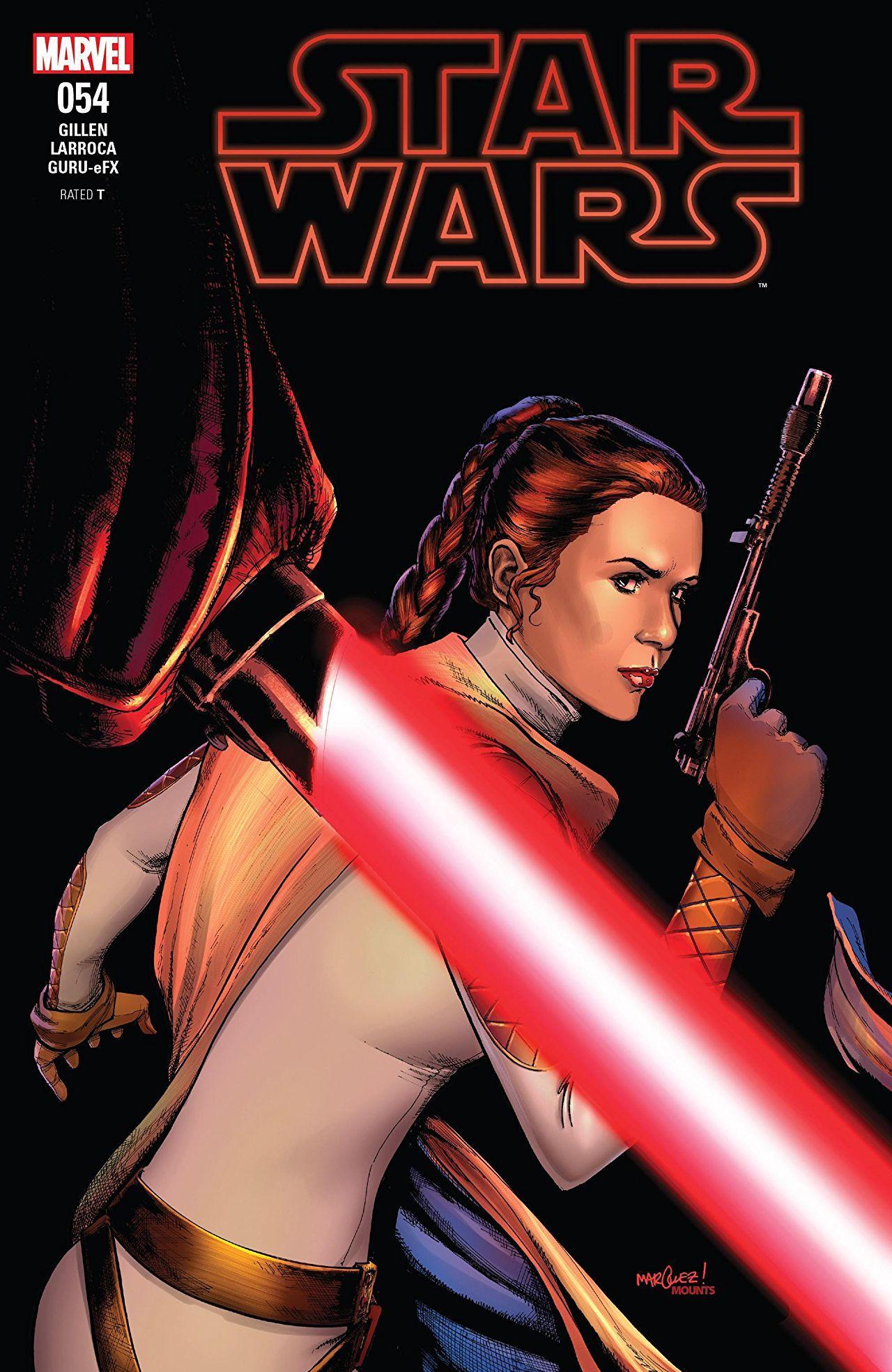 Star Wars 54 - Hope Dies Part 5