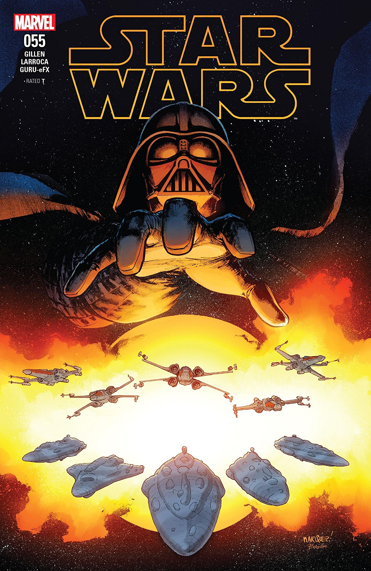 Star Wars 55 - Hope Dies Part 6