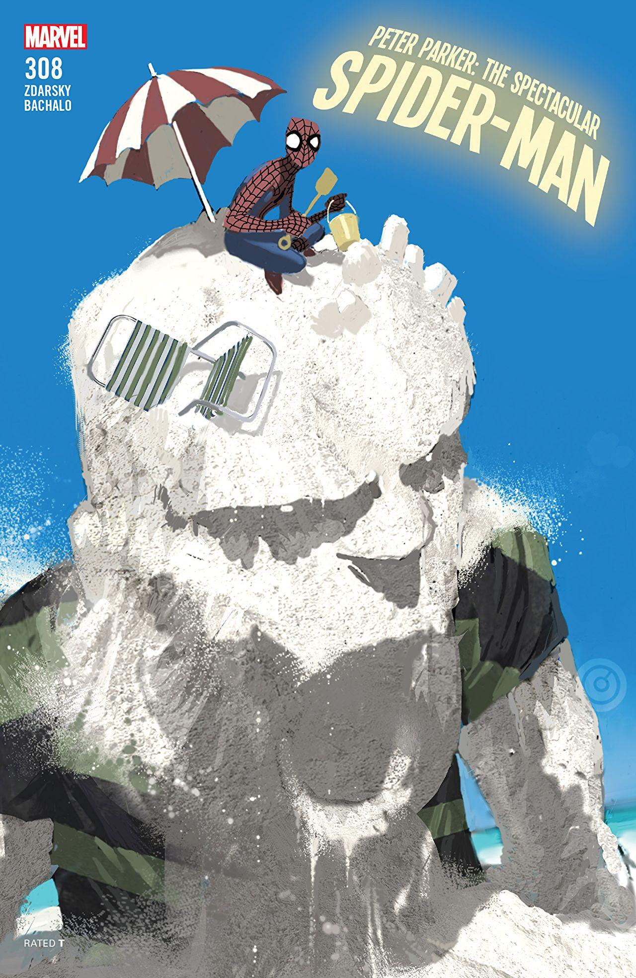 Peter Parker - The Spectacular Spider-Man 308