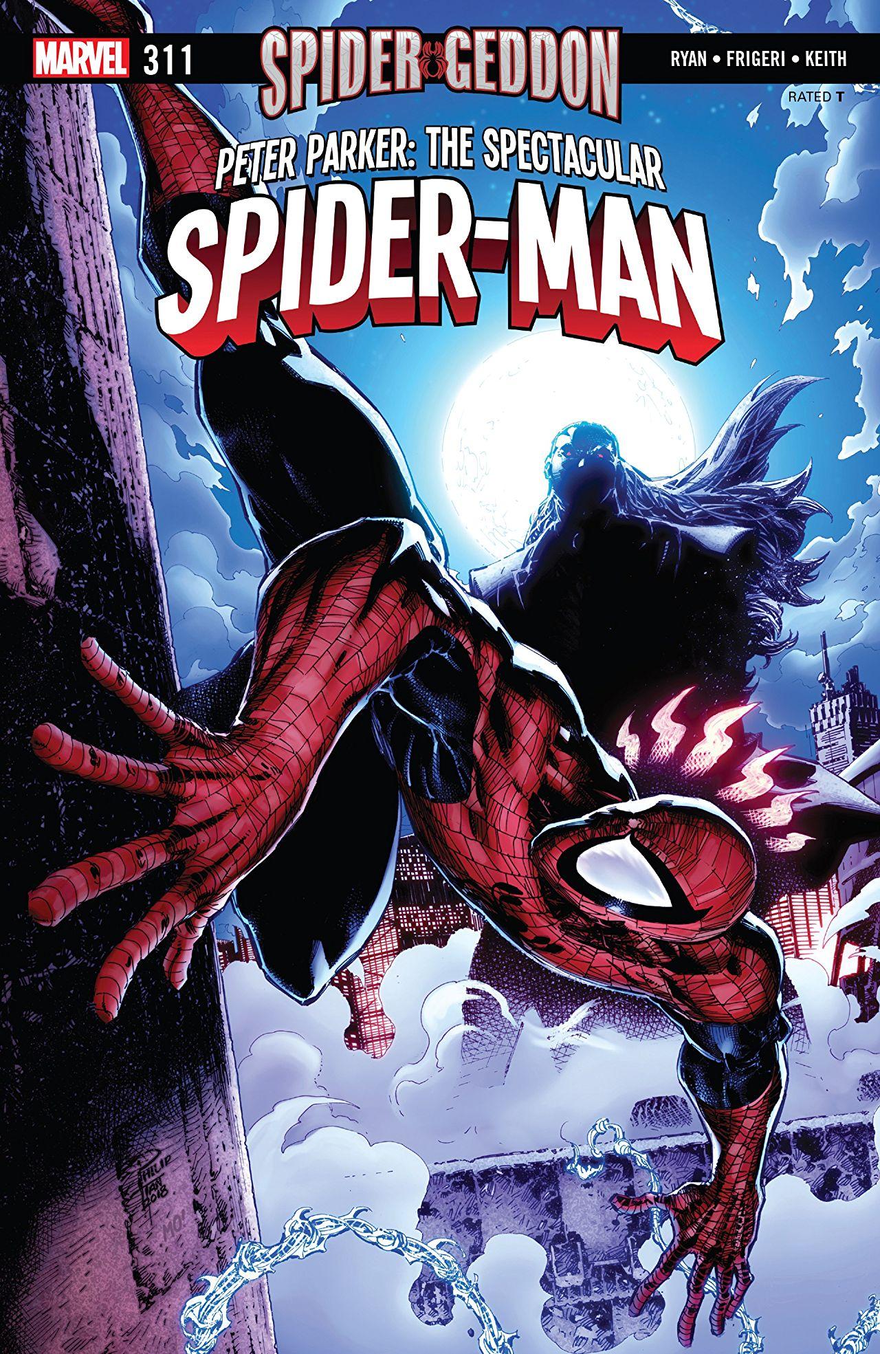 Peter Parker - The Spectacular Spider-Man 311