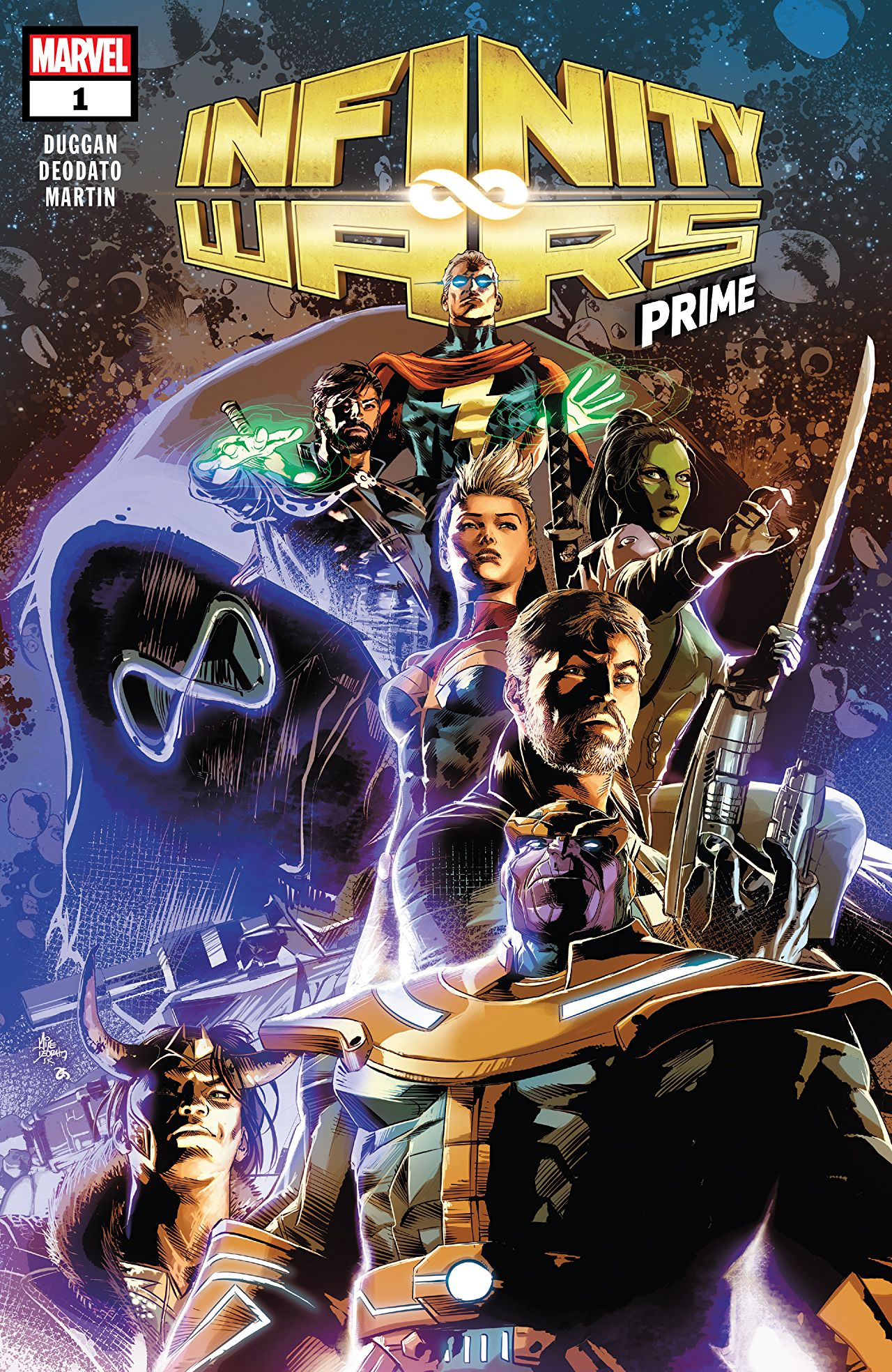 Infinity Wars Prime 1