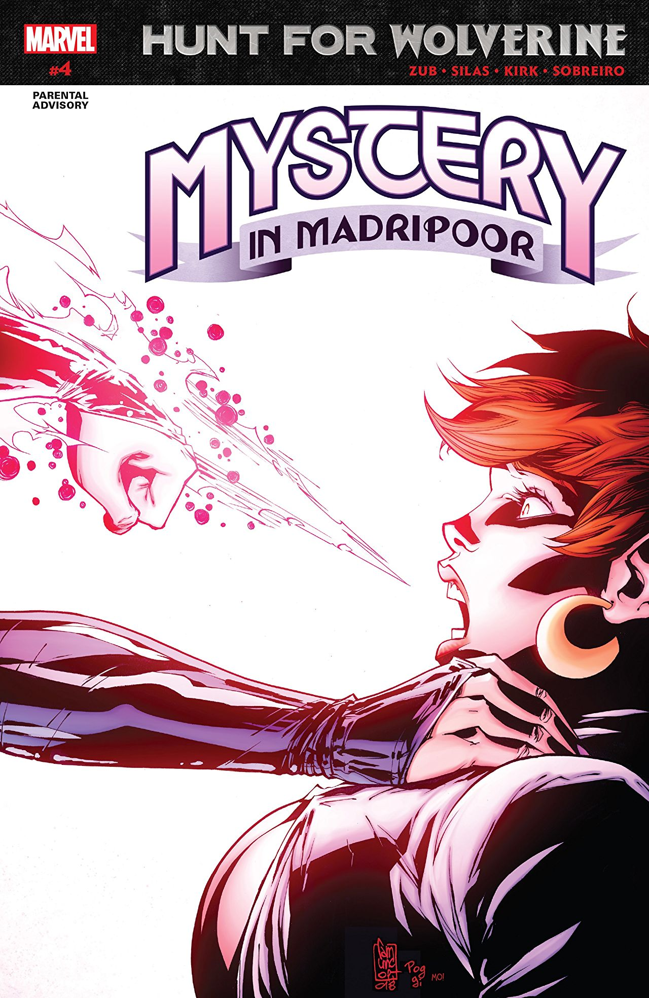 Hunt for Wolverine - Mystery in Madripoor 4