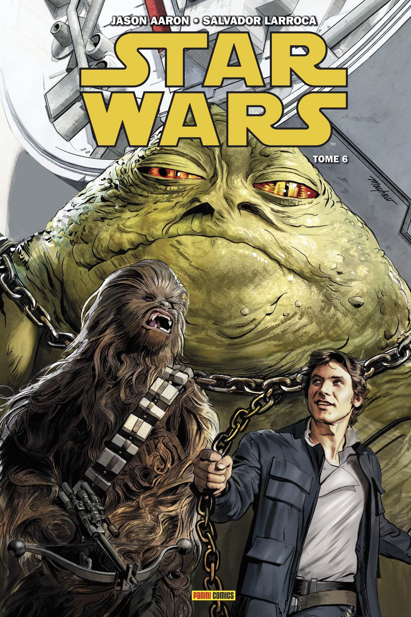 Star Wars 6 - Tome 6