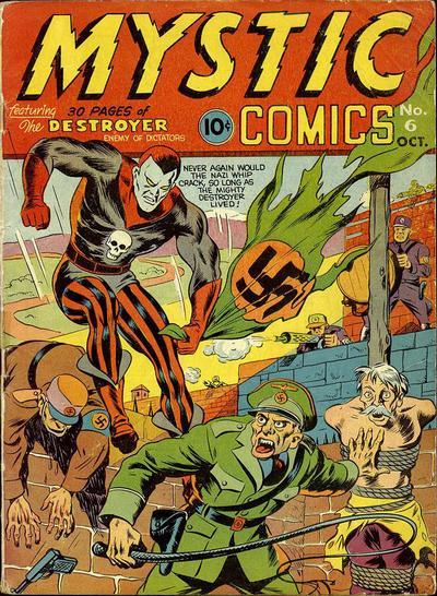 Mystic Comics 6