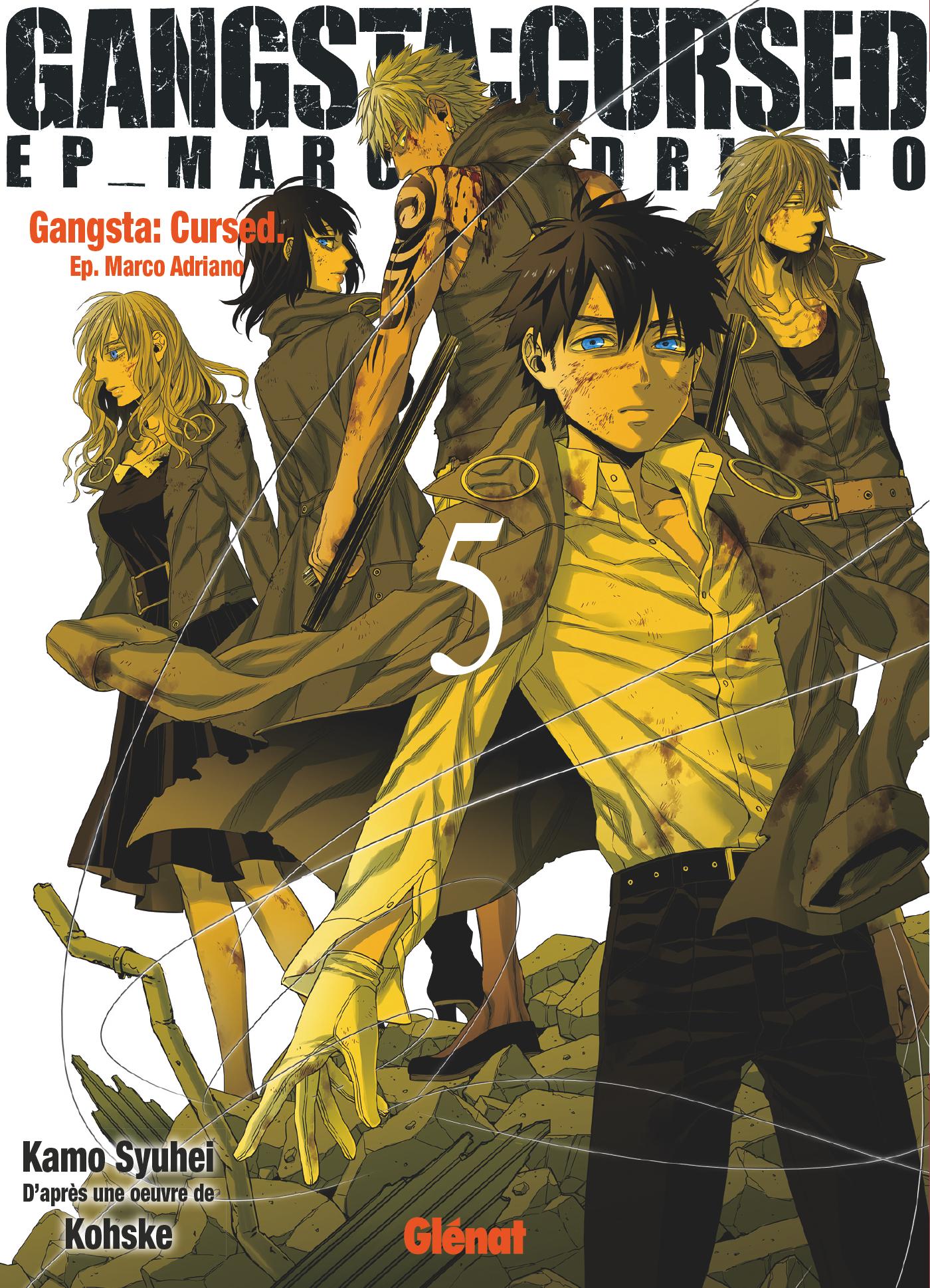 Gangsta: Cursed 5