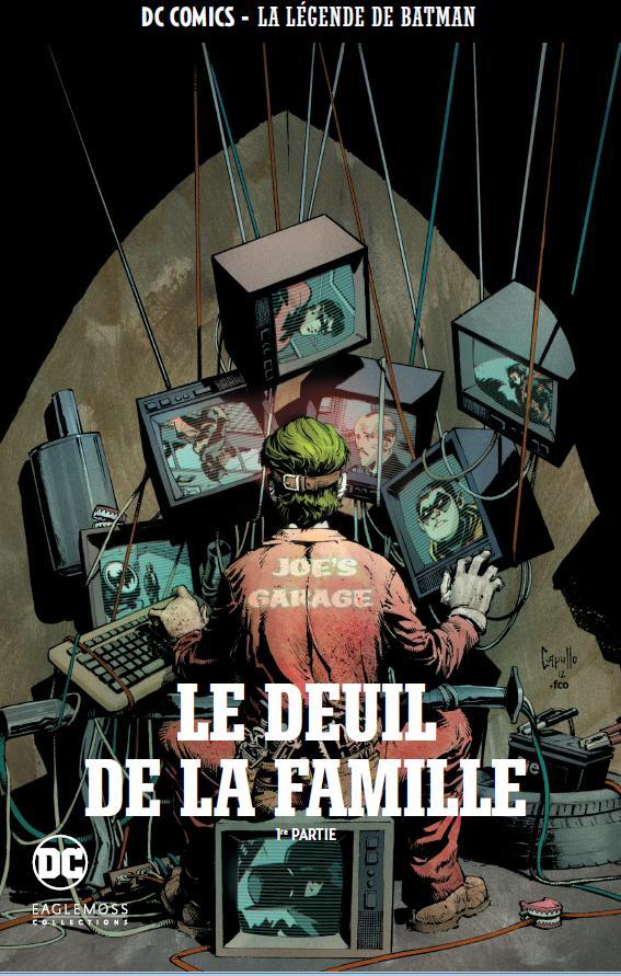 DC Comics - La Légende de Batman 64 - Le Deuil de la famille - 1e partie