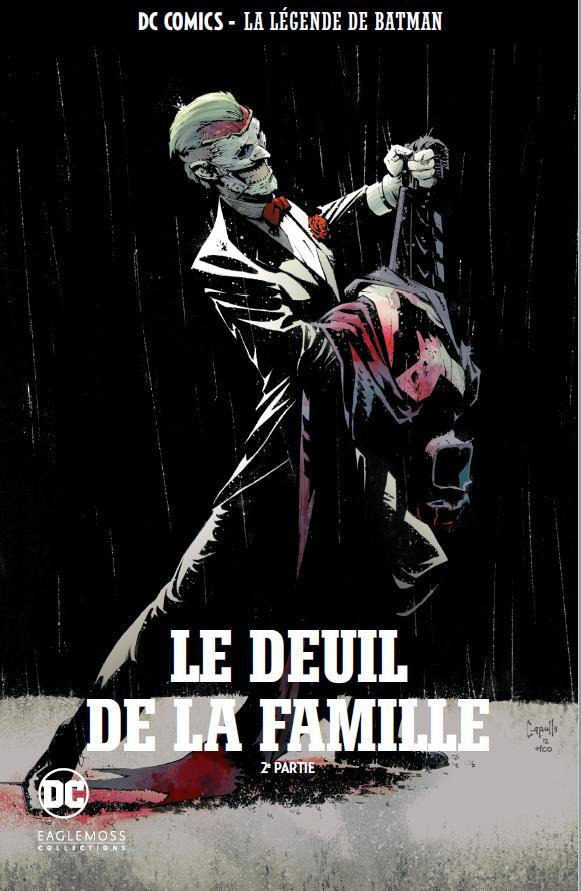 DC Comics - La Légende de Batman 65 - Le Deuil de la famille - 2e partie