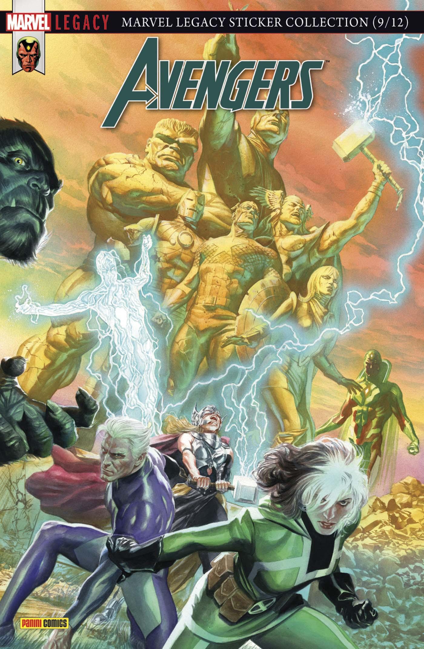 Marvel Legacy - Avengers 3