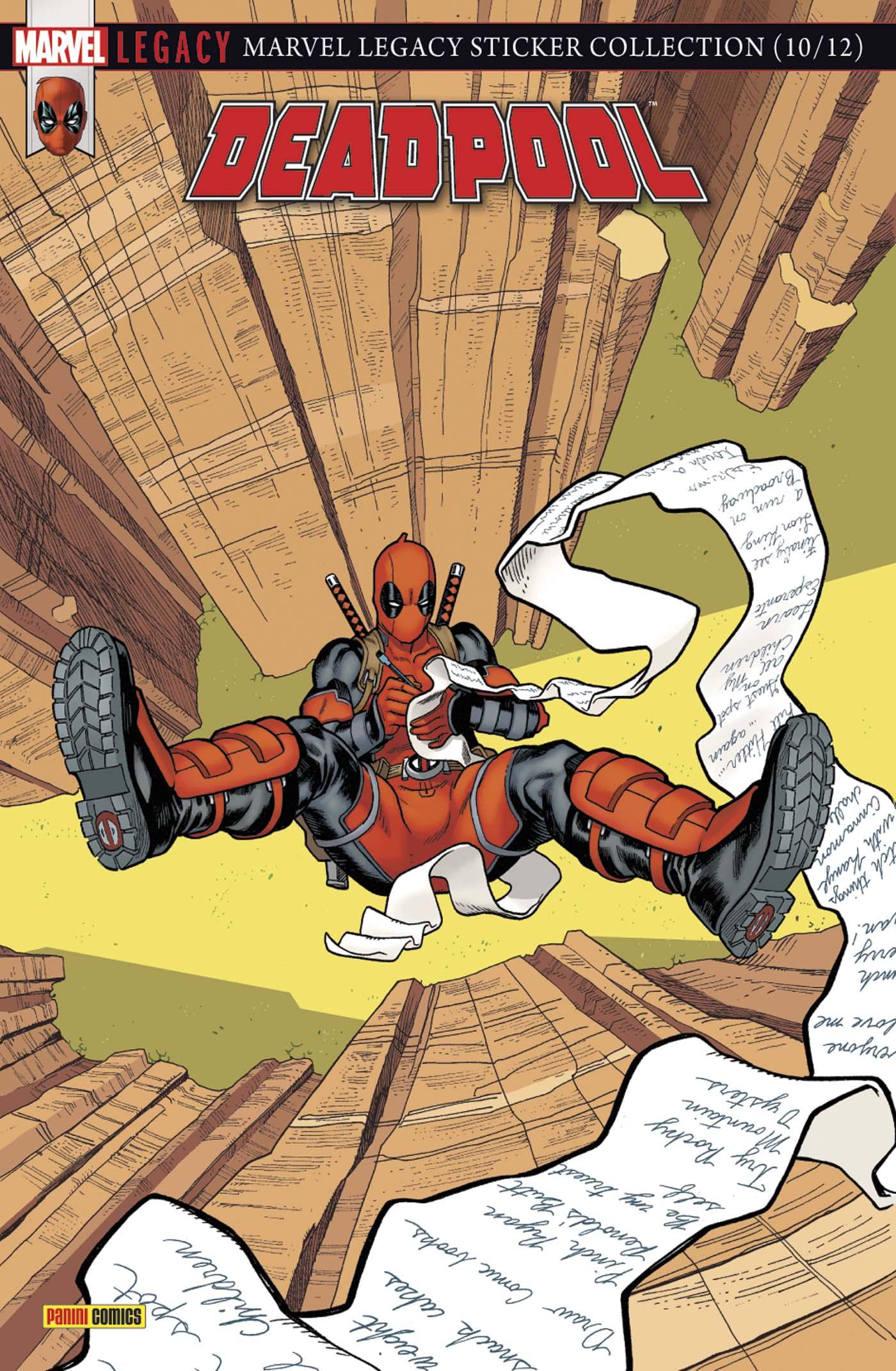Marvel Legacy - Deadpool 3
