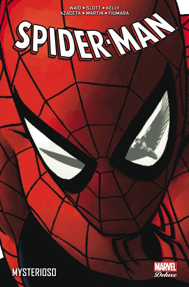 Spider-Man - Mysterioso 1 - Mysterioso