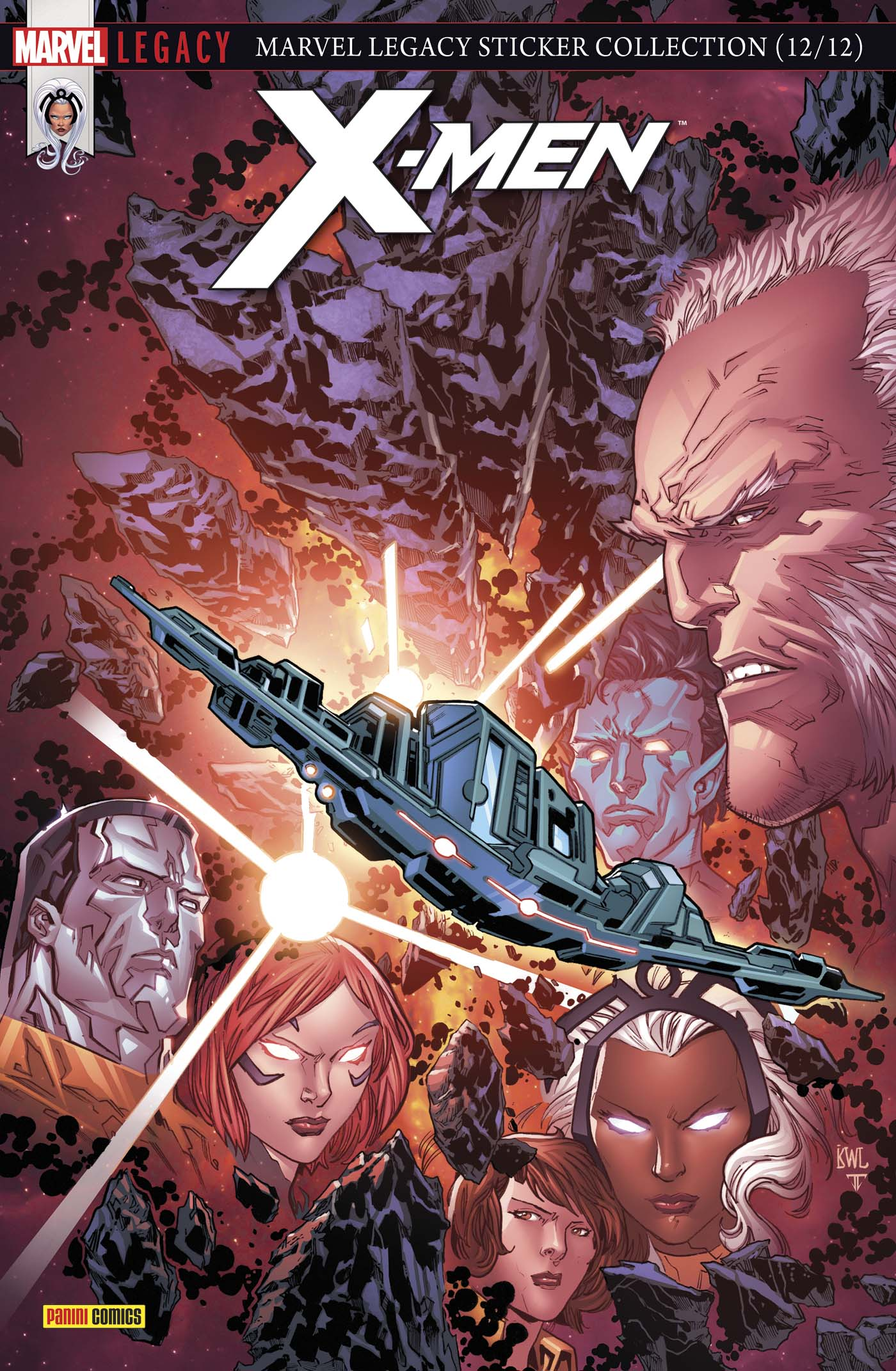 Marvel Legacy - X-Men 3