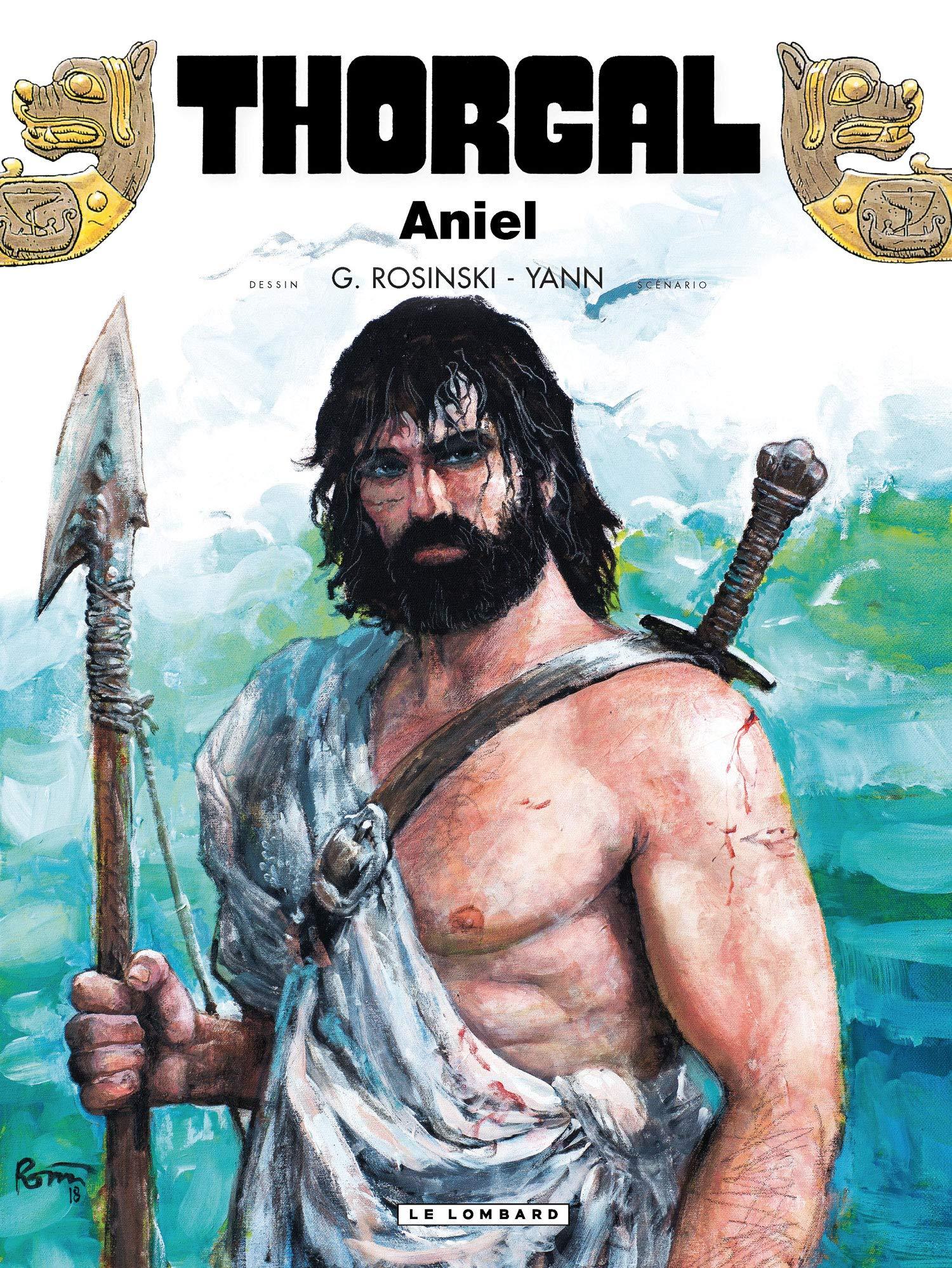 Thorgal 36 - Aniel