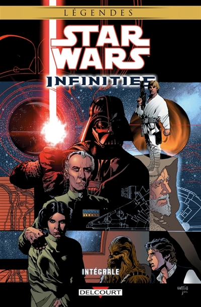 Star Wars - Infinities 1 - Inifinities intégrale