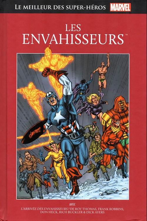 Le Meilleur des Super-Héros Marvel 62 - Les Envahisseurs
