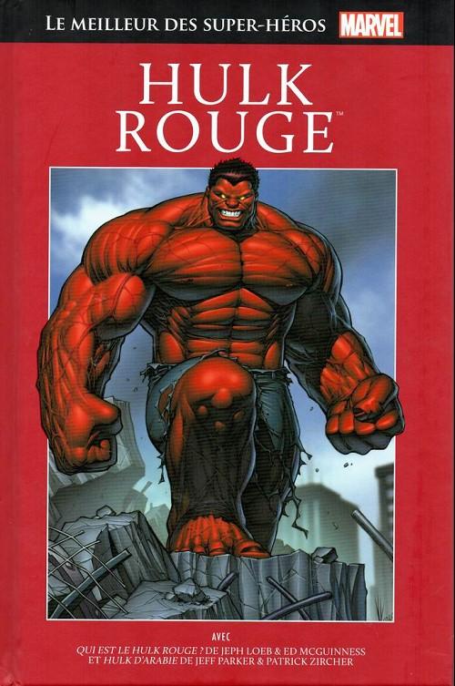 Le Meilleur des Super-Héros Marvel 64 - Hulk Rouge