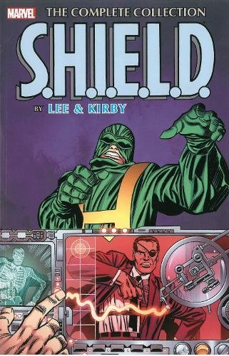 S.H.I.E.L.D. by Lee and Kirby 1 - S.H.I.E.L.D. by Lee & Kirby