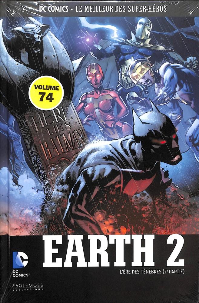 DC Comics - Le Meilleur des Super-Héros 74 - Earth 2: L'Ere des Ténèbres (2e partie)