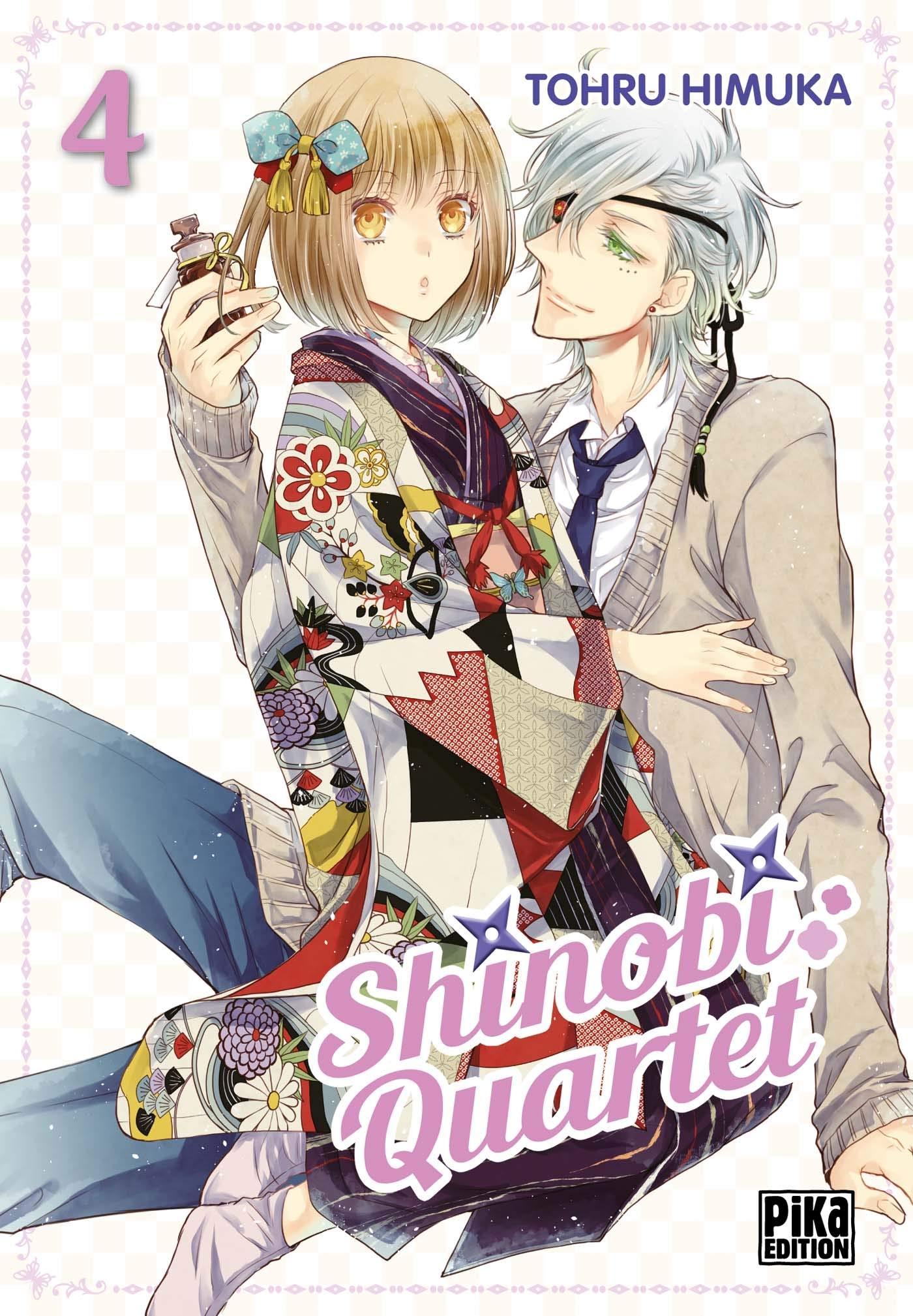 Shinobi Quartet 4