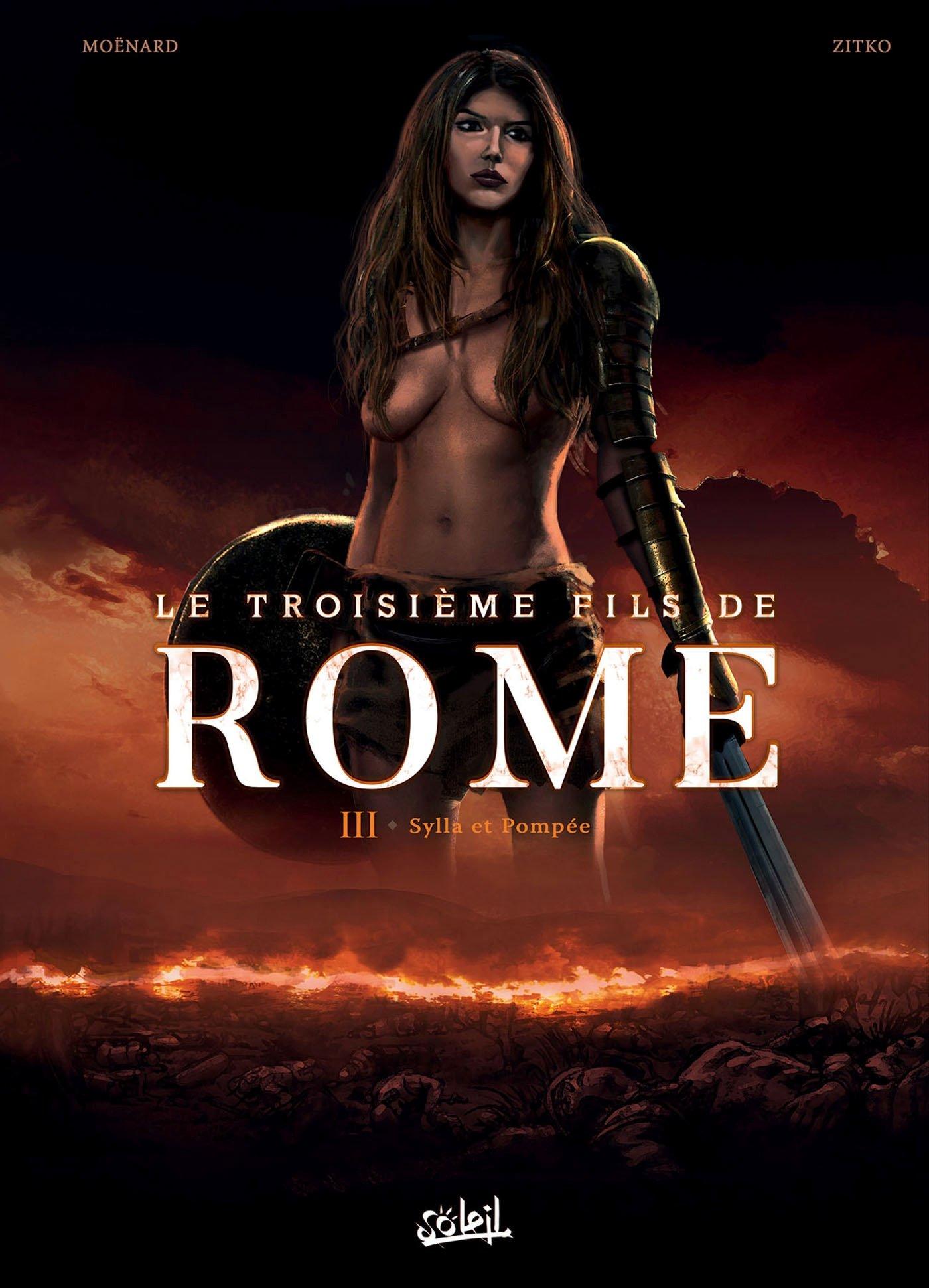 Le troisième fils de Rome 3 - Sylla et Pompée