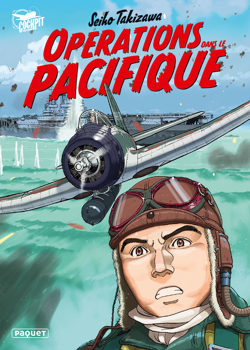 Opérations dans le Pacifique 1