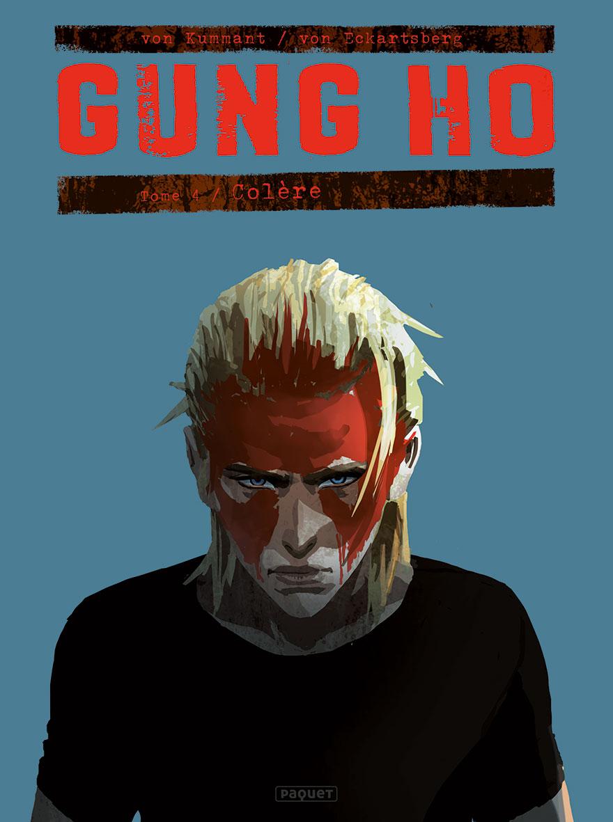 Gung Ho 4 - Colère