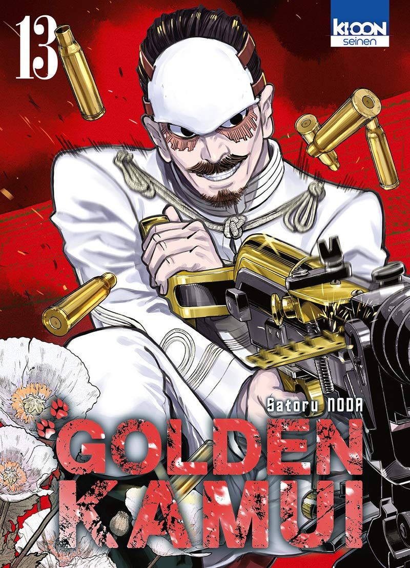 Golden Kamui 13