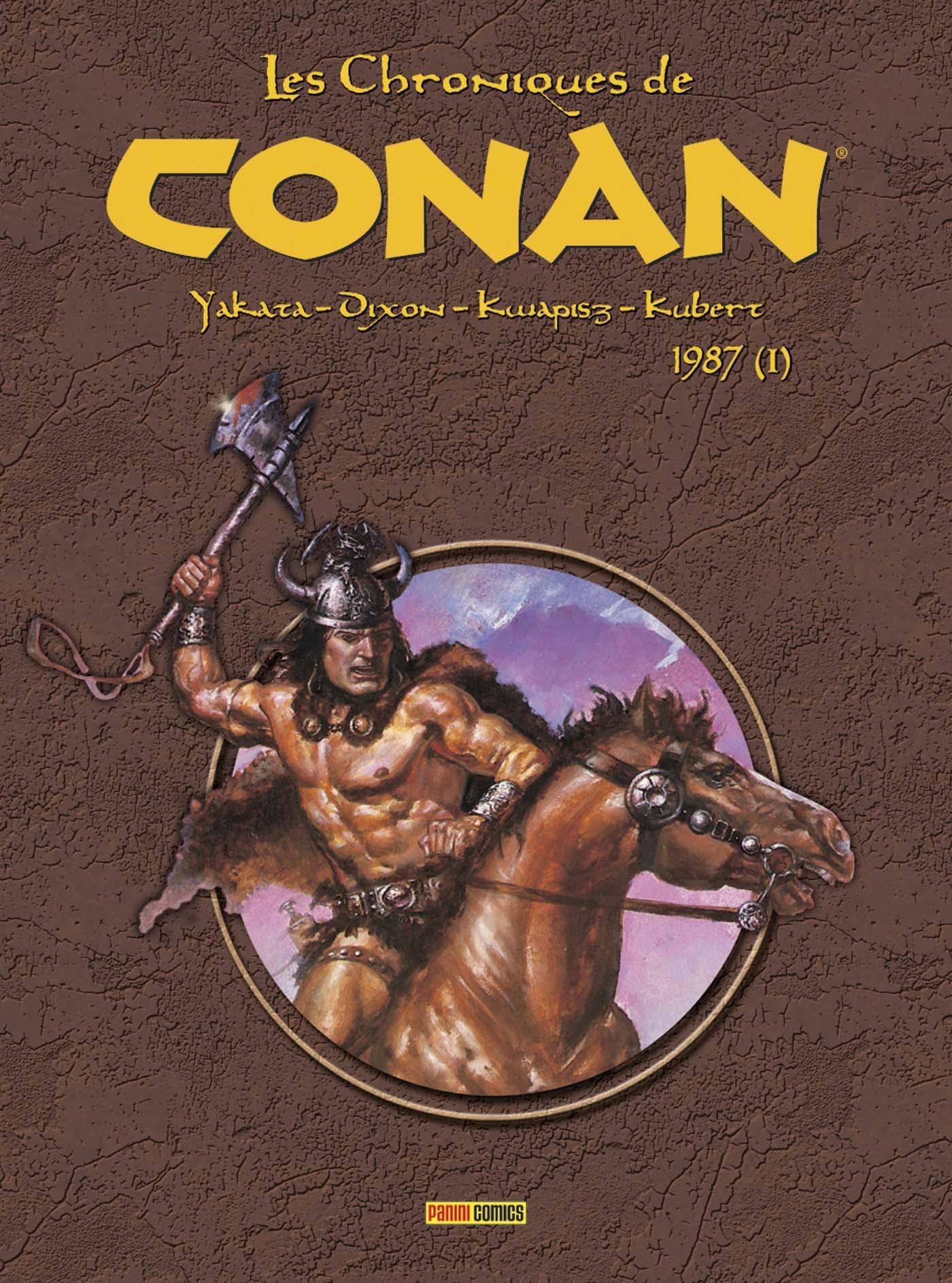 Les Chroniques de Conan 1987.1 - 1987.1