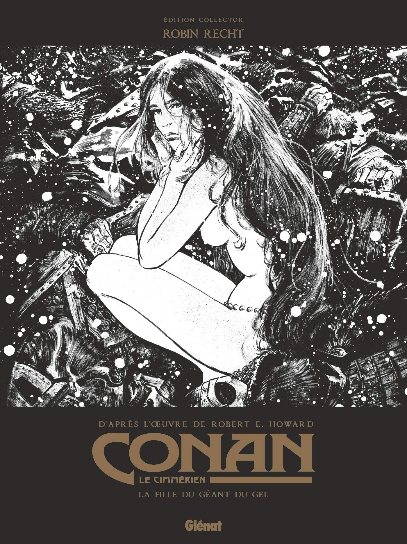 Conan le Cimmérien 4 - La fille du géant du gel