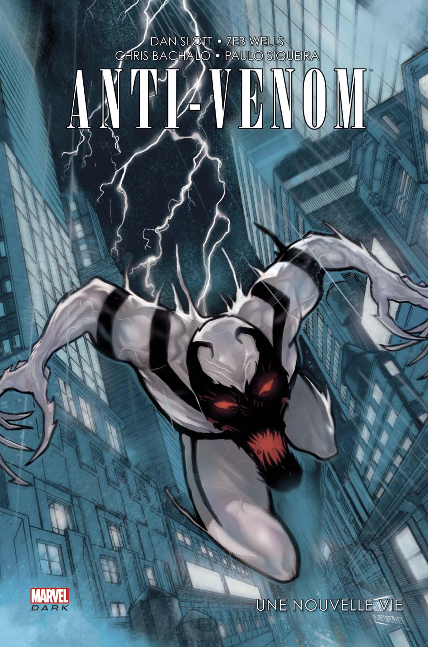 Anti-Venom 1 - Une Nouvelle Vie
