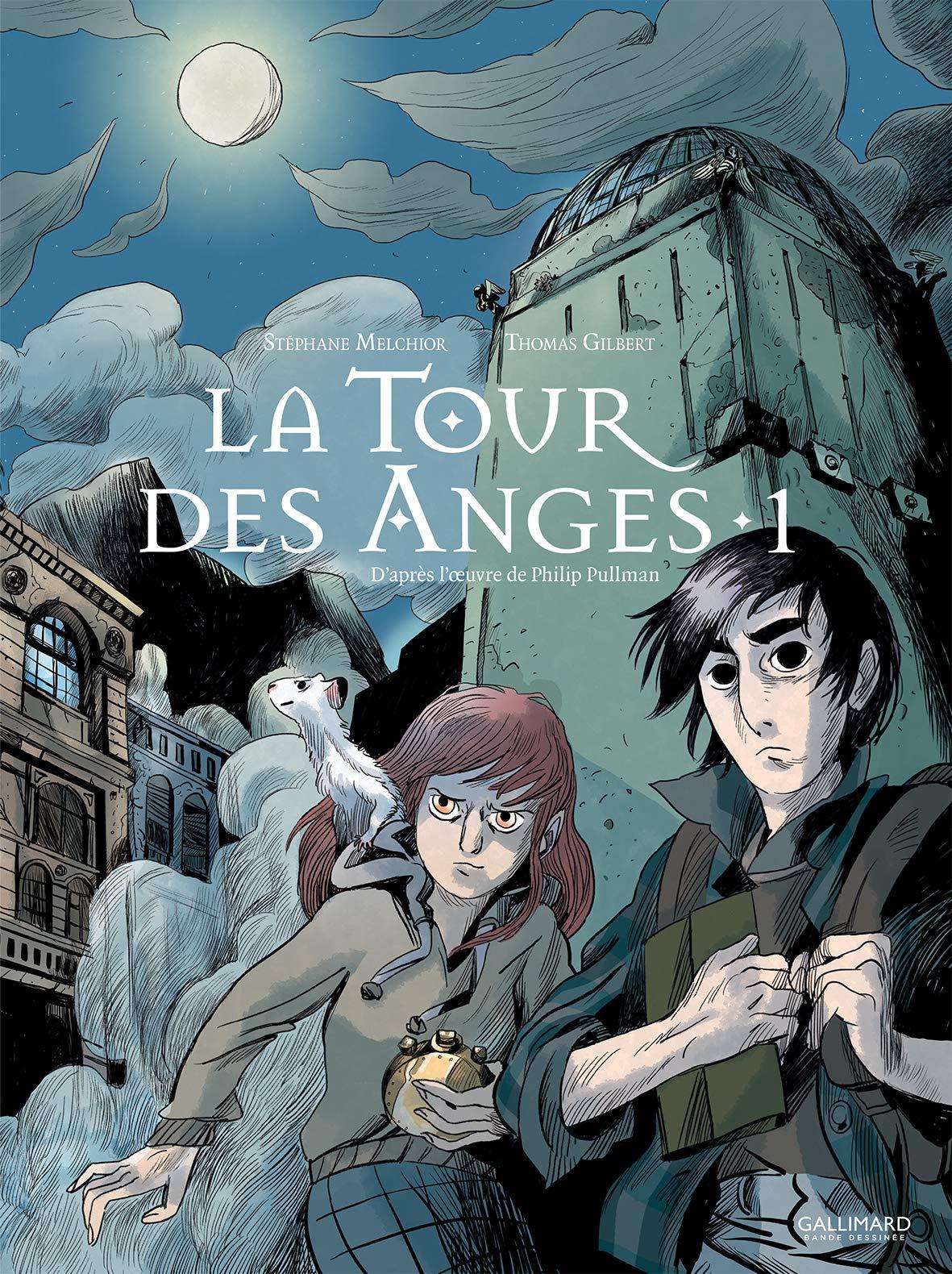 La tour des Anges 1 - Volume 1