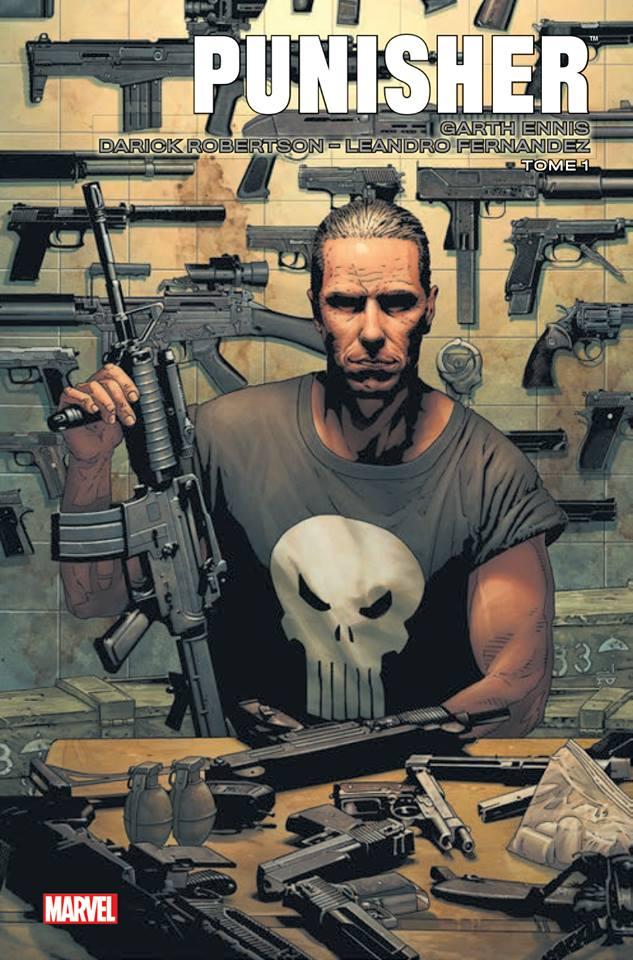Punisher Max Par Ennis 1 - Tome 1