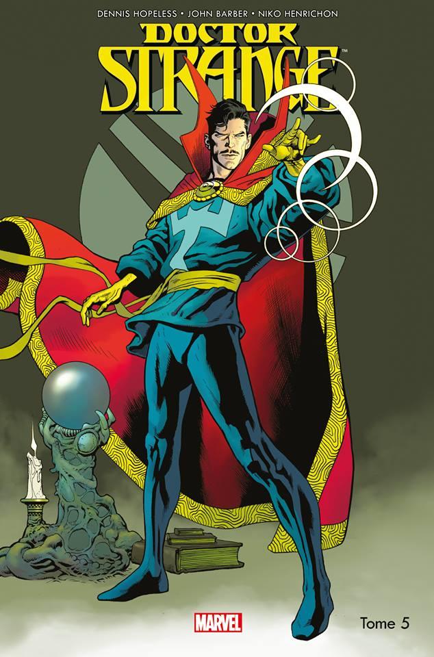 Docteur Strange 5 - Tome 5