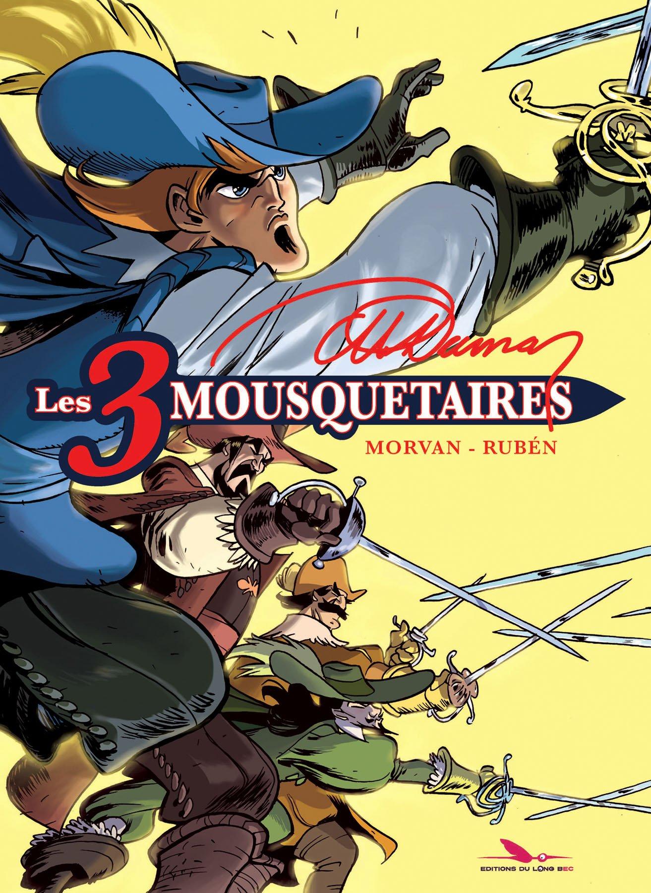 Les Trois Mousquetaires, d'Alexandre Dumas 1