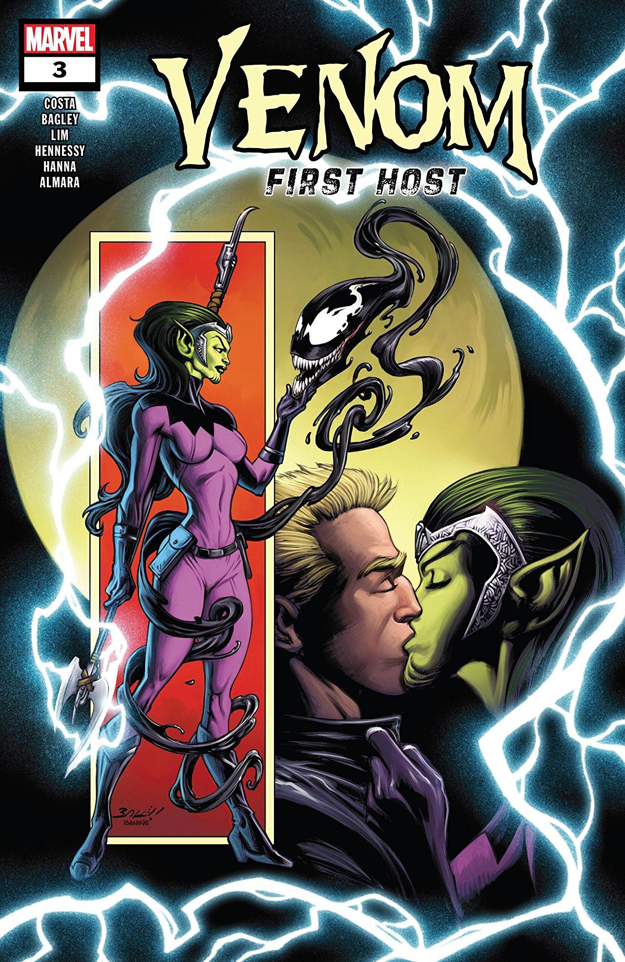 Venom - First Host 3