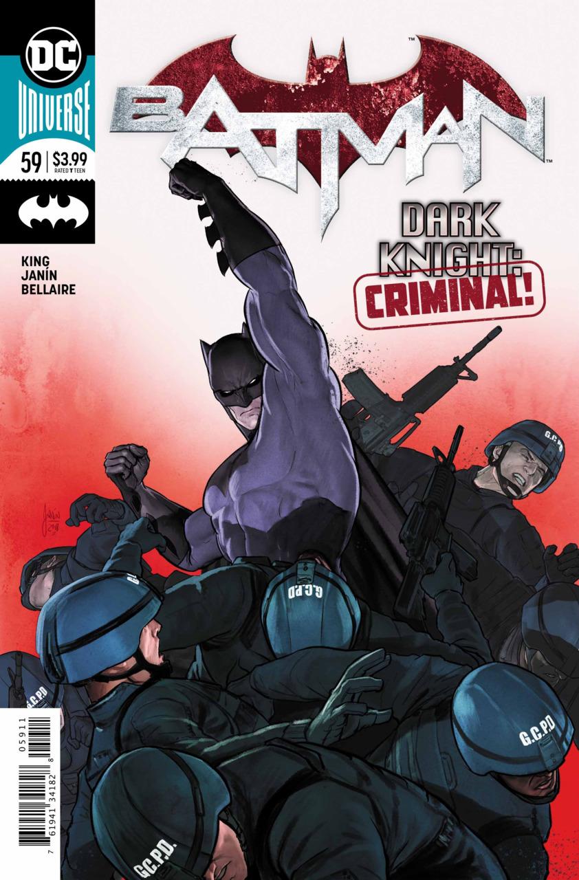 Batman 59 - The Tyrant Wing 2