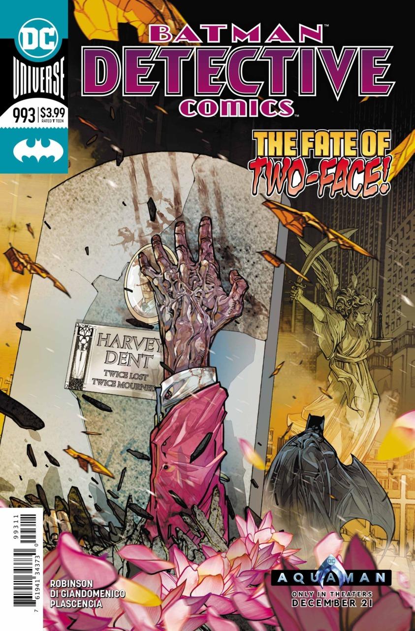 Batman - Detective Comics 993 - Deface the Face 6